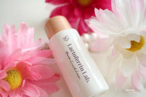 ラクトフェリンラボ導入美容液の口コミ