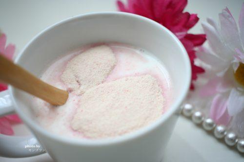 牛乳で作るコラテイン