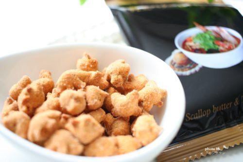 帆立バタートムヤムクン味のガウビケス