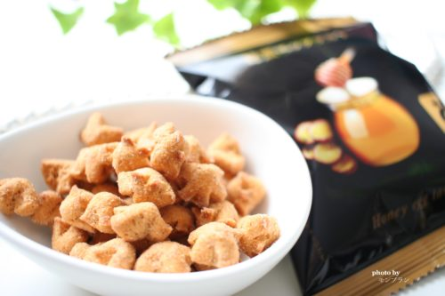 蜂蜜エッグタルト味のガウビケス