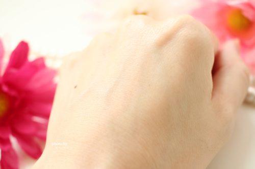 マキアレイベルのクリアエステエマルジョンのハリ肌効果