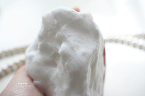米肌トライアル肌潤石けんの使い心地
