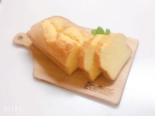 おうちケーキバイキングバターケーキレシピ