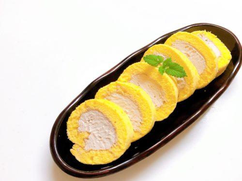 おうちケーキバイキングチョコロールケーキのレシピ