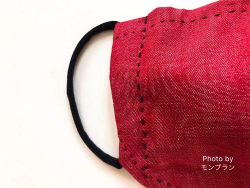 手縫いで作るHKマスクの作り方