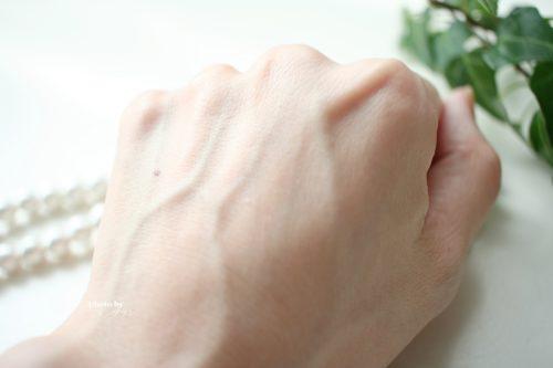 ルジョークリアアップファンデーションのツヤ肌効果