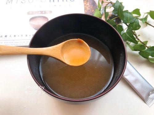 『ドクター味噌汁(Dr.みそ汁)』のダマ
