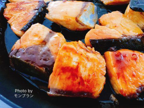 簡単お節レシピぶりの照り焼きの作り方
