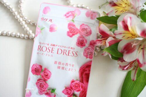 薔薇のエチケットサプリローズドレスの口コミ