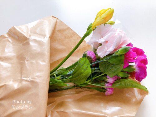 ブルーミー800円プラン今週のお花が届いたよ