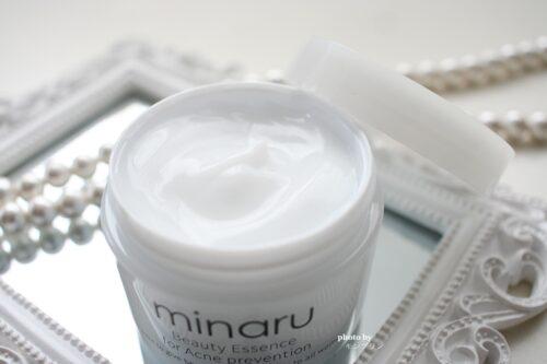 minaru(ミナル)薬用アクネジェルの使い方や効果を体験レビュー