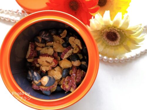 デイリリーの食べる薬膳茶EAT BEAU-TEAMy Favorite Thingsの口コミ